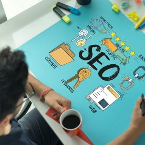 INTERNET AND SEO CONCEPT