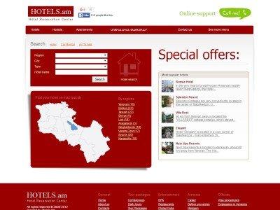 Hotels.am