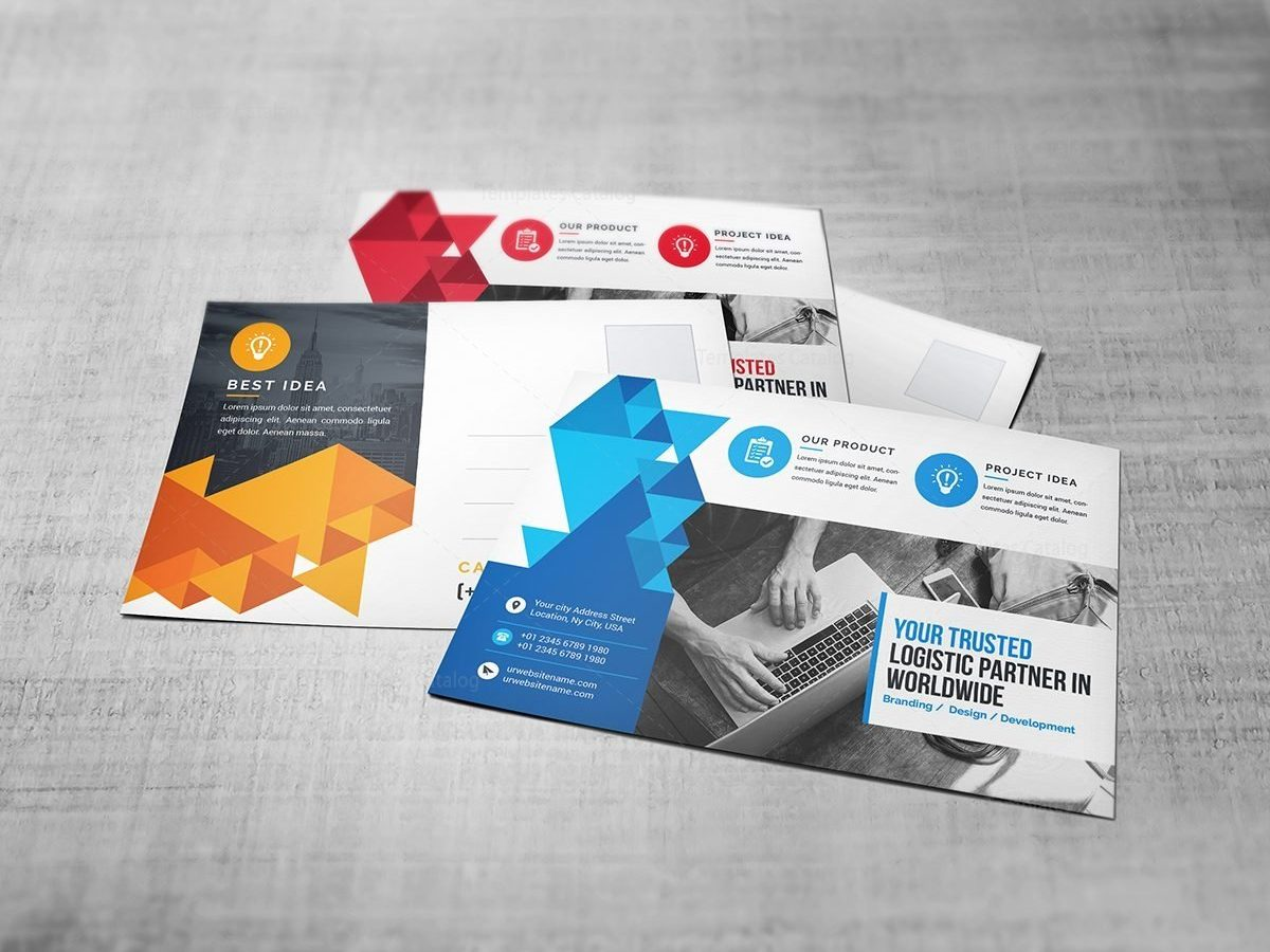 Postcard-Template-with-Elegant-Design
